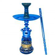Narguile Completo Sultan Kini Collors Azul