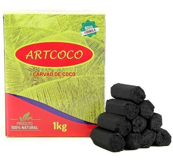 Carvão ArtCoco 1kg