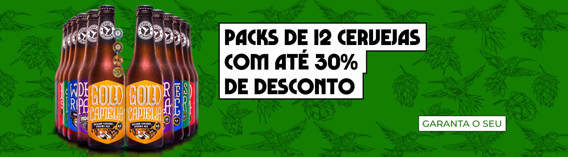 Packs Cerveja Stannis com até 30% de desconto