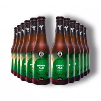 Caixa Fechada Brigit Ale - American Pale Ale