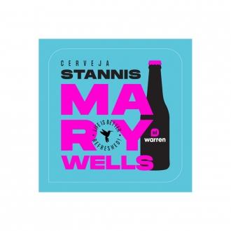 Adesivo Marca Mary Wells