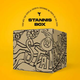 Box Stannis - Assinatura Mensal de Cerveja