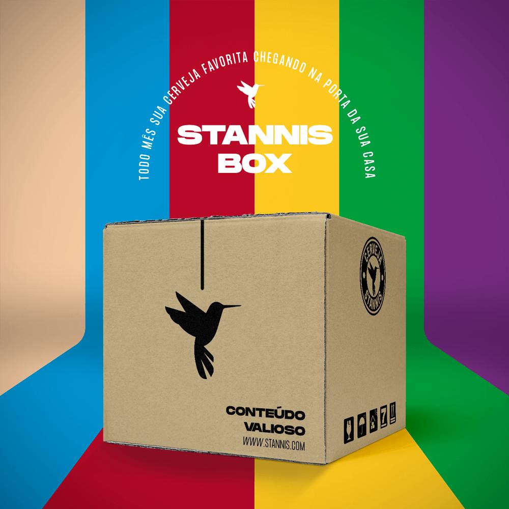 Assinatura Box Experiência Stannis (Mensal)