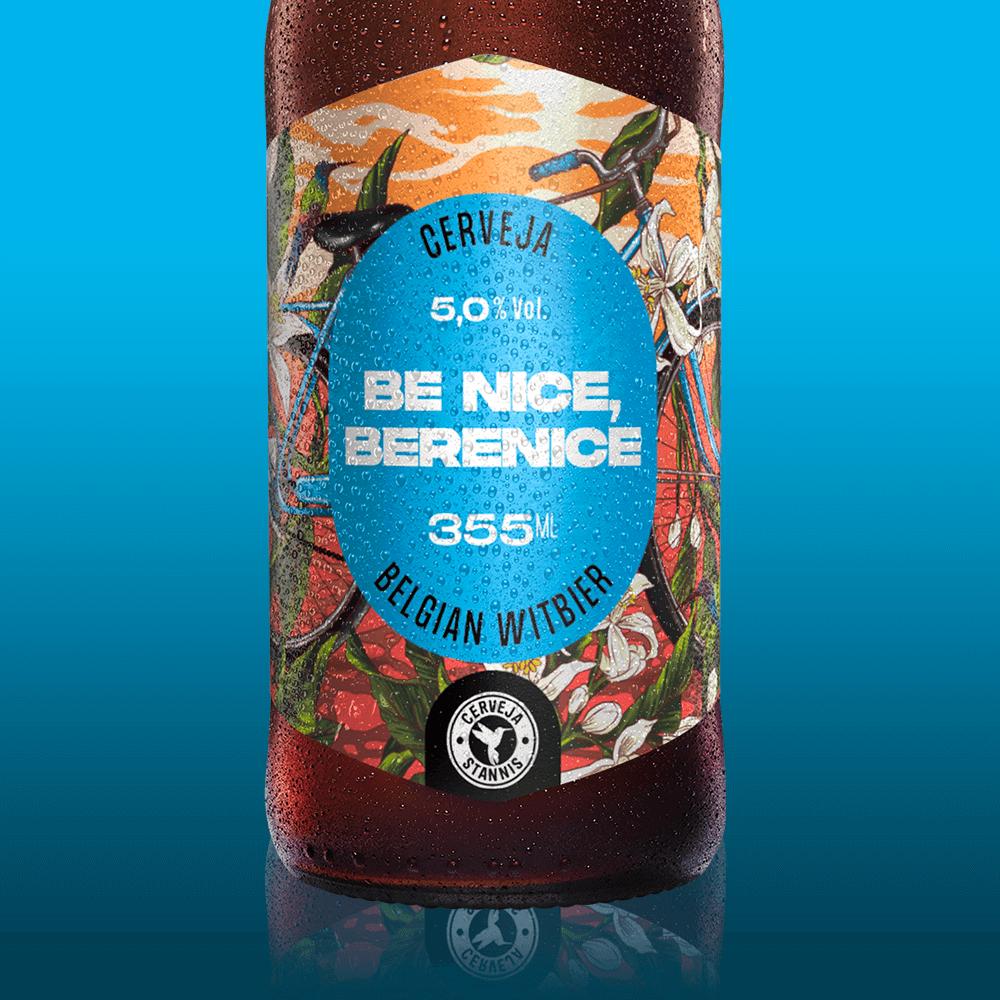 Be Nice, Berenice - Lançamento de Janeiro de 2021