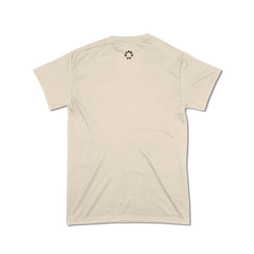 Camiseta Beija-flor Lúpulo - Algodão Organico