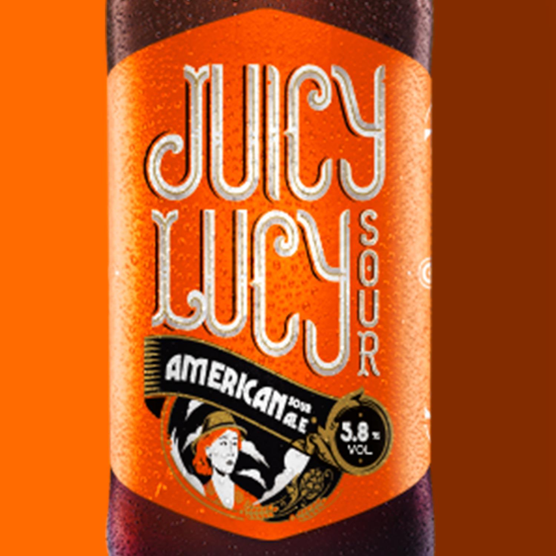 Juicy Lucy Sour - American Sour Ale