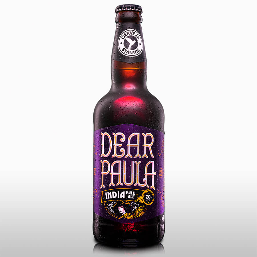 Kit Presente — Dear Paula + Copo Pint