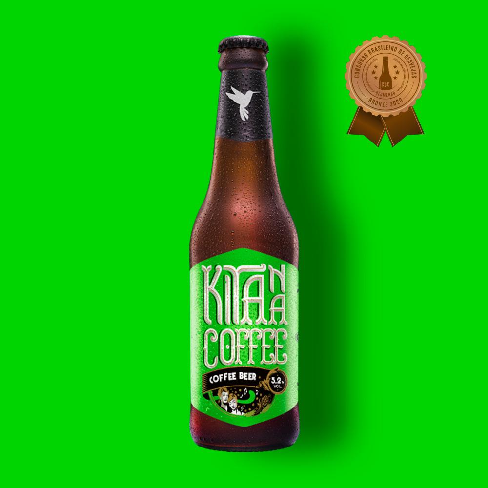 Kitana Coffee - Coffee Beer