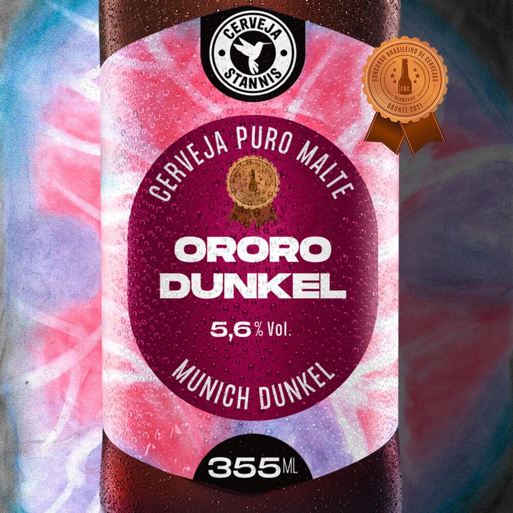 Ororo Dunkel - Munich Dunkel (pré-venda)
