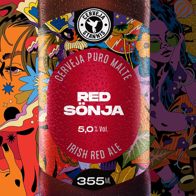 Red Sönja - Irish Red Ale