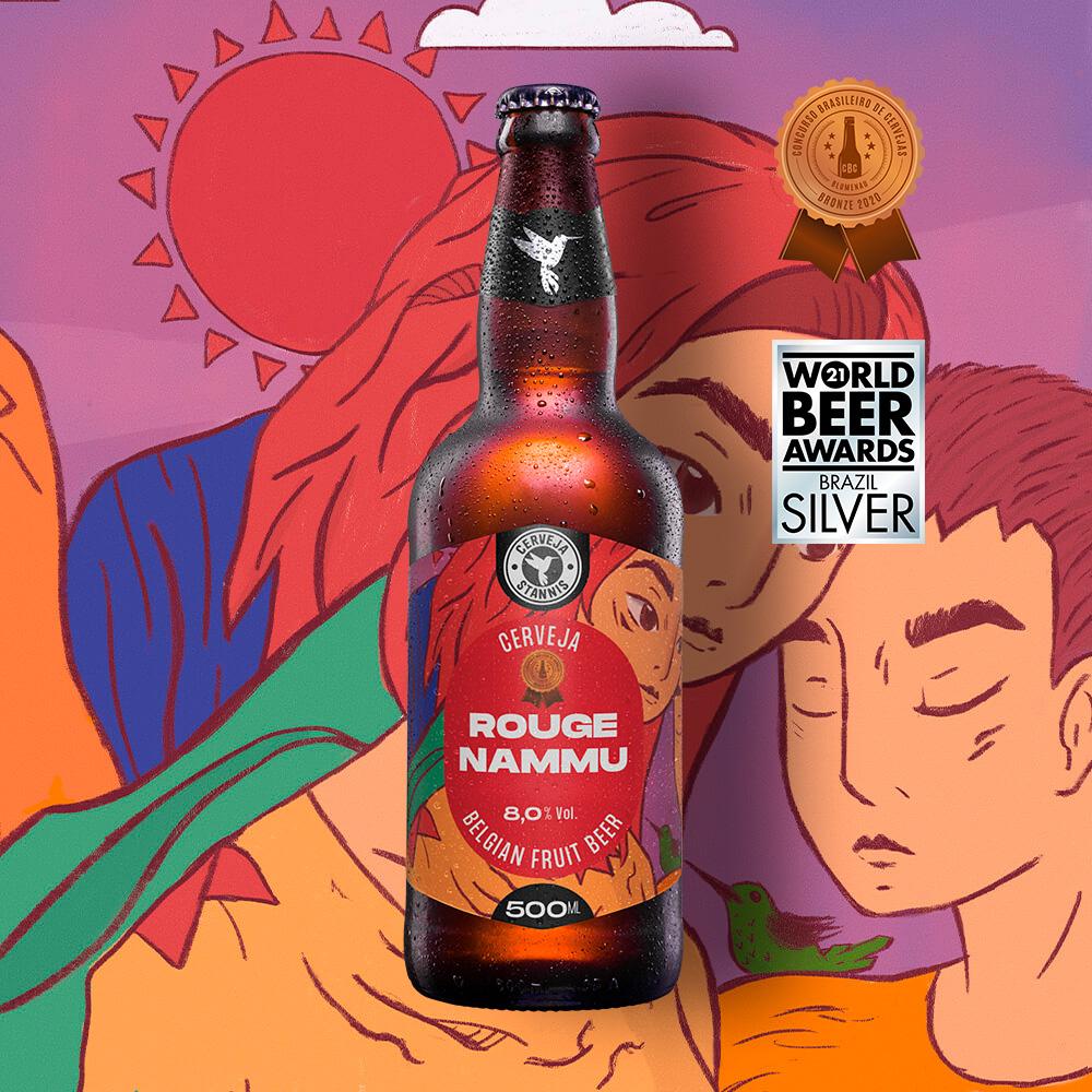 Rouge Nammu - Fruit Beer