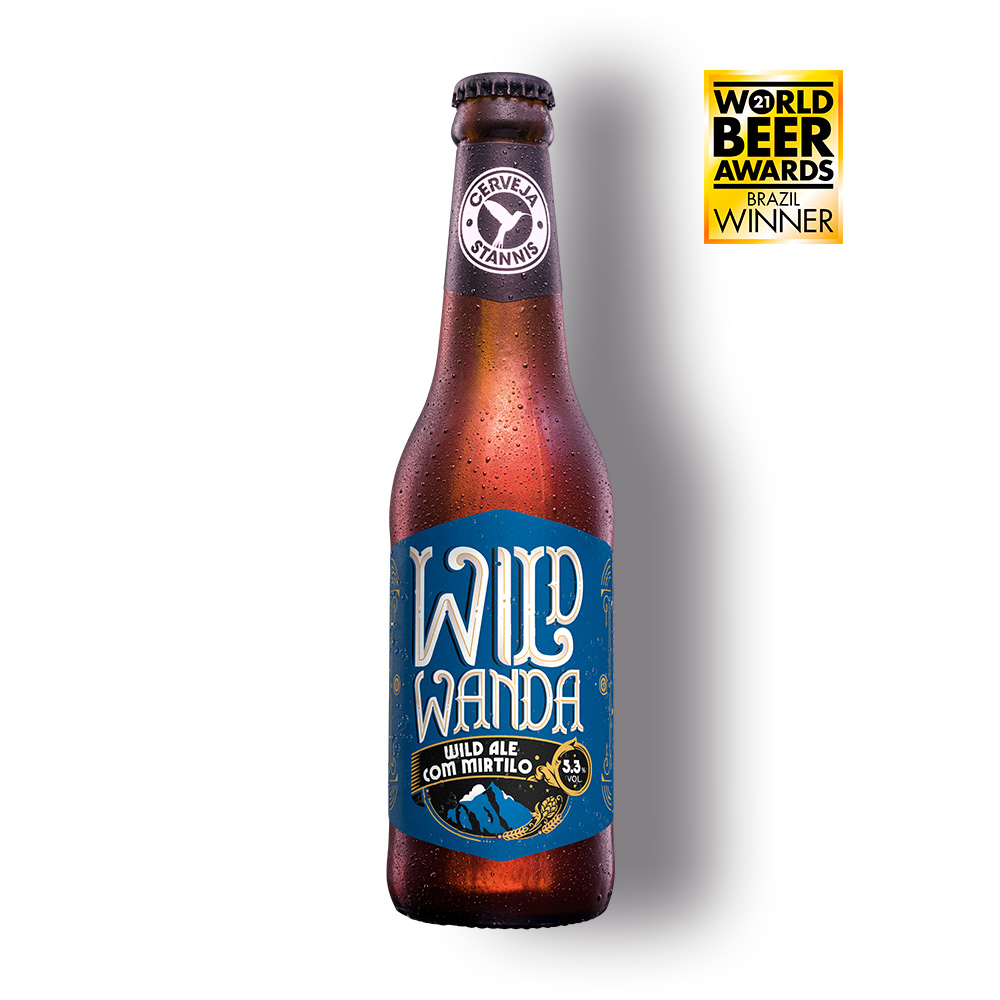 (Pré-venda) Wild Wanda - Wild Ale