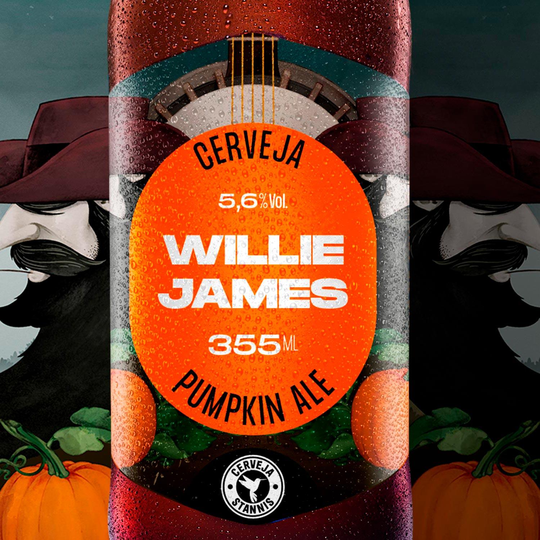 Willie James