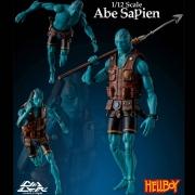1000TOYS Hellboy Abe Sapien Sapen 1/12