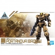 30 Minutes Missions #16 Portanova Brown 1/144 MODEL KIT
