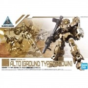 30 Minutes Missions #19 Alto Ground Type Brown 1/144 model k