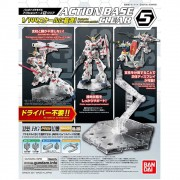 ACTION BASE  CLEAR  5 GUNDAM 1/144 HG RG 1/100 MG RE/100