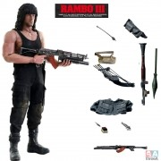 Action Figure Rambo III John 1/6 Scale THREE A 3A