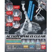 Bandai Action Base 1 Clear Gundam HG MG RE R3 (transparente)