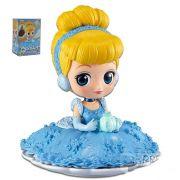 BANDAI CINDERELLA QPOSKET Disney Princesa BANPRESTO