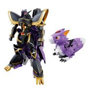 BANDAI DIGIMON DIE CAST ALPHAMON