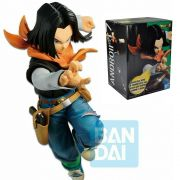 BANDAI DRAGON BALL SUPER ANDROID 17 ICHIBAN BANPRESTO