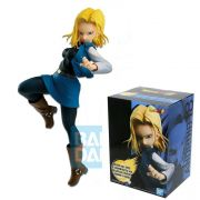 BANDAI DRAGON BALL SUPER ANDROID 18 ICHIBAN BANPRESTO