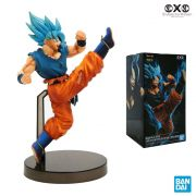 BANDAI DRAGON BALL SUPER GOKU GOD BATTLE FIGURE