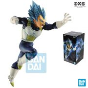 BANDAI DRAGON BALL SUPER VEGETA SSJ GOD BATTLE FIGURE