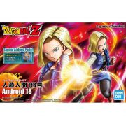 BANDAI FIGURE RISE DRAGON BALL ANDROID 18 NEW PKG VER