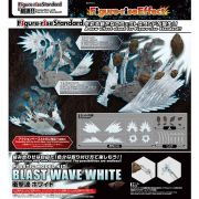BANDAI FIGURE-RISE EFFECT BLAST WAVE WHITE