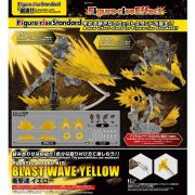 BANDAI FIGURE-RISE EFFECT BLAST WAVE YELLOW
