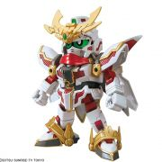 Bandai Gundam Rx-Zeromaru SD Build Divers