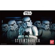 BANDAI STAR WARS STORMTROOPER MODEL KIT 1/12