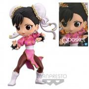 BANDAI Street Fighter Qposket Red Chun Li Pink