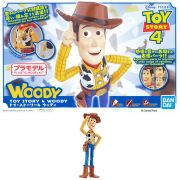 Bandai Woody Toy Story 4 Model kit