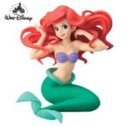 BANPRESTO ARIEL MERMAID DISNEY CHARACTERS CRYSTALUX 04