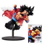Banpresto Dragon Ball Goku Super Saiyan 4 Xeno SDBH 9TH