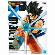 BANPRESTO DRAGON BALL Z GOKU XMATERIA