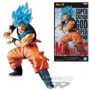 Banpresto Goku Super Saiyan God Maximatic