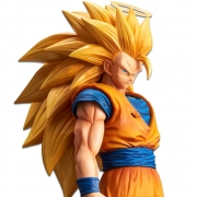 Banpresto Grandista Son Goku Nero DRAGON BALL