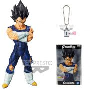 BANPRESTO GRANDISTA VEGETA nero DRAGON BALL Z