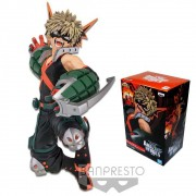 Banpresto King of the Artist  Katsuki Bakugo
