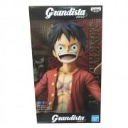 Banpresto Luffy One Piece Grandista Nero