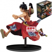 Banpresto MONKEY D.LUFFY ONE PIECE BATTLE RECORD COLLECTION
