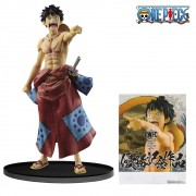 Banpresto Monkey D.Luffy World Colosseum 2 D Luffy
