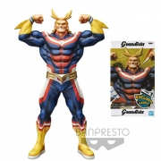 BANPRESTO MY HERO ACADEMIA ALL MIGHT GRANDISTA FIGURE