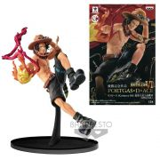 BANPRESTO ONE PIECE PORTGAS D.ACE SCULTURES BIG