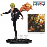 Banpresto Sanji Vinsmoke Battle Record Collection One piece