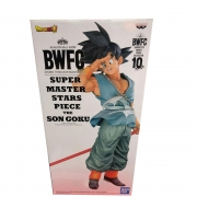 BANPRESTO Son Goku Super Master Stars Piece Dragon Ball BWFC